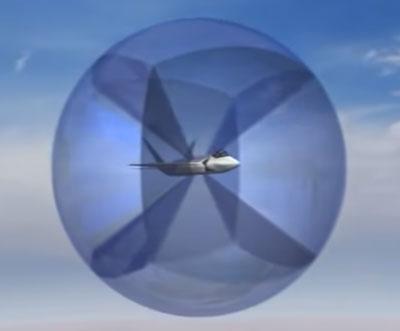 F-35の球体映像