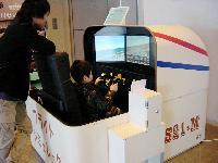 セスナ機や小型ジェット機のフライトシミュレーター