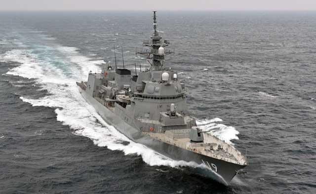 DD-119 「あさひ」(護衛艦「あさひ」型)