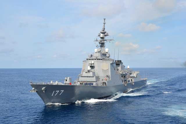 DDG-177「あたご」(護衛艦あたご型)