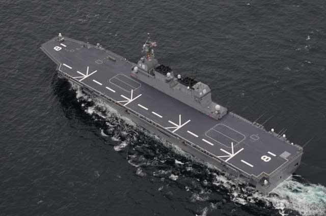 DDH-181「ひゅうが」(護衛艦ひゅうが型)