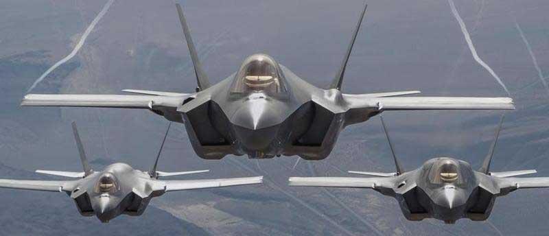 第5世代ステルス戦闘機F-35